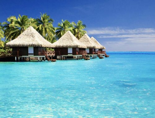 Bora Bora – eiland om van te dromen