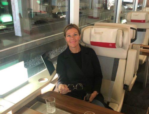 Mijn reis in de luxe Glacier Express